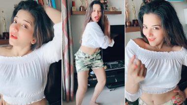 भोजपुरी एक्ट्रेस मोनालिसा ने TikTok पर किया Hot डांस, बताया- लड़कियों को ज्यादा गर्मी क्यों लगती है?