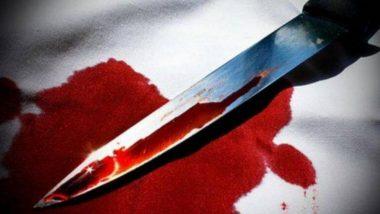 Delhi: पति ने बीच सड़क 25 बार चाकू से वार कर की पत्नी की हत्या, अवैध संबंध का था शक