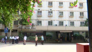 दिल्ली: नीति आयोग का अधिकारी मिला कोरोना पॉजिटिव, ऑफिस की तीसरी मंजिल को किया गया सील