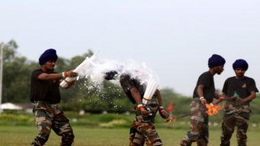 पंजाब की एलीट फोर्स को प्रशिक्षित करेंगे पूर्व-सेना अधिकारी गौतम गांगुली