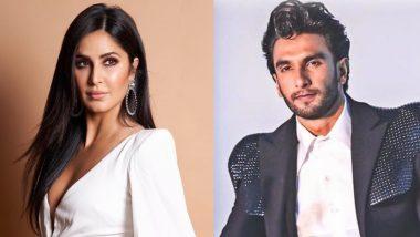 परदे पर पहली बार बनने जा रही है रणवीर सिंह और कैटरीना कैफ की जोड़ी? जोया अख्तर की अगली फिल्म को लेकर चर्चा हुई तेज