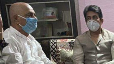 सुशांत सिंह राजपूत के परिजनों से मिलने पटना पहुंचे शेखर सुमन