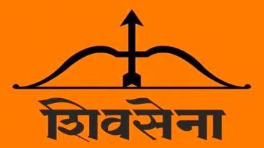 शिवसेना ने यूपी सरकार पर बोला हमला, कहा- राम मंदिर की नींव रखी जा चुकी, लेकिन उत्तर प्रदेश में जंगल राज बरकरार