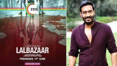 Video: अजय देवगन ने रिलीज किया फिल्म 'लालबाजार' का टीजर, एक्टर के डिजिटल डेब्यू का फैंस ने किया स्वागत