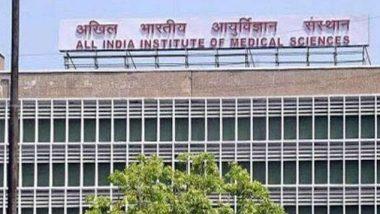 दिल्ली: AIIMS की चौथी मंजिल से कूदा COVID-19 पॉजिटिव मरीज, ICU में भर्ती