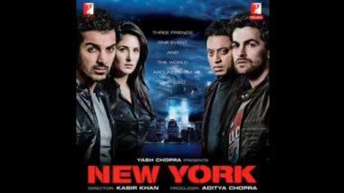 नील नितिन मुकेश ने फिल्म 'न्यूयॉर्क' में इरफान खान के साथ बिताए दिनों को किया याद