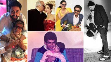Happy Father's Day 2020: ये हैं बॉलीवुड के सभी कूल डैडी, जिन्हें बच्चे मानते हैं अपना सुपरहीरो