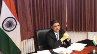 चीन में भारत के राजदूत की दू टूक- LAC पर नए निर्माण बंद करे ड्रैगन, तभी खत्म होगा तनाव