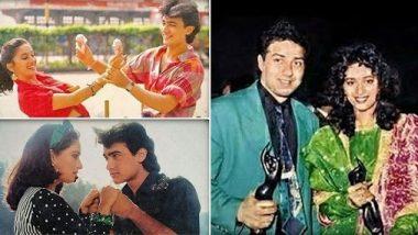 30 Years of Dil: फिल्म 'दिल' के 30 साल हुए पूरे, माधुरी दीक्षित को याद आया आमिर खान के साथ किया काम