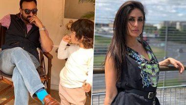 Father's Day 2020: फादर्स डे के मौके पर करीना ने बेटे टिम और सैफ अली खान की क्यूट फोटो की शेयर