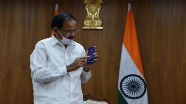 देश का Elyments ऐप अब देगा WhatsApp और Facebook को टक्कर, उपराष्ट्रपति वेंकैया नायडू ने किया लॉन्च