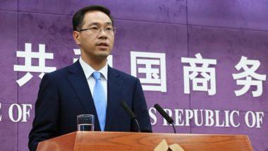 चीन ने भारतीय उत्पादों के खिलाफ नहीं उठाया कोई प्रतिबंधात्मक और भेदभावपूर्ण कदम