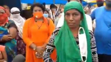 इंदौर: PHD होल्डर रईसा अंसारी बेच रही है फल और सब्जियां, बोलती हैं शानदार इंग्लिश, COVID-19 प्रतिबंधों पर जाहिर की अपनी नाराजगी, Video Viral