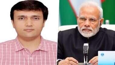 प्रधानमंत्री नरेंद्र मोदी के निजी सचिव हार्दिक सतीशचंद्र शाह बनाए गए, 2010 बैच के हैं IAS