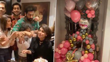 रणबीर कपूर ने मॉम नीतू सिंह के जन्मदिन पर जमकर की मस्ती, इंटरनेट पर वायरल हुई ये मजेदार फोटोज