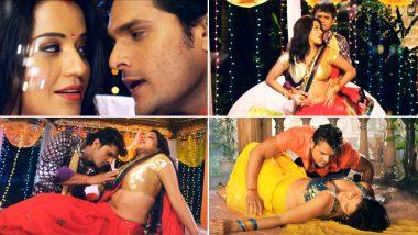 Monalisa Bhojpuri Hot Song: मोनालिसा ने खेसारी लाल यादव के साथ शूट किया ऐसा हॉट गाना, वीडियो देख फैंस भी दांतों तले दबा लें उंगली