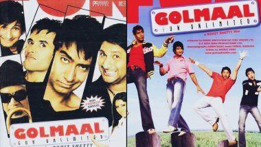 रोहित शेट्टी की फिल्म 'गोलमाल' के 14 साल पूरे, अरशद वारसी, तुषार कपूर ने याद किया
