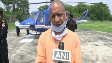 उत्तर प्रदेश: मुख्यमंत्री योगी आदित्यनाथ ने कहा- अतिरिक्त वेंटिलेटर का आवश्यकतानुसार प्रबंध किया जाए
