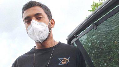 केएल राहुल ने इंस्टाग्राम पर अपनी फोटो शेयर कर पूछा- क्या आप बता सकते हैं कि मैं मुस्कुरा रहा हूं?