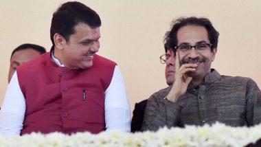महाराष्ट्र की सियासत में मची खलबली, बीजेपी शिवसेना के साथ मिलकर सरकार बनाने के लिए हुई तैयार