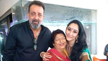 RIP Saroj Khan: सरोज खान को याद करके भावुक हुए संजय दत्त, सोशल मीडिया पर ये फोटो शेयर करके जताया दुख