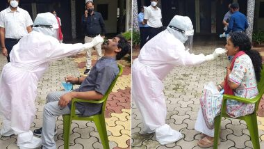 कोरोना का कहर: झारखंड के मुख्यमंत्री हेमंत सोरेन और उनकी पत्नी ने कराया COVID-19 का टेस्ट