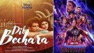सुशांत सिंह राजपूत की आखिरी फिल्म दिल बेचारा के ट्रेलर ने बनाया रिकॉर्ड, एवेंजर्स: इंफिनिटी वॉर को भी इस मामले में पछाड़ा