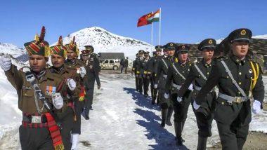 Ladakh Standoff: भारत और चीन के बीच मंगलवार को फिर हुई कमांडर लेवल की बातचीत, एलएसी पर तनाव कम करने के लिए किया मंथन