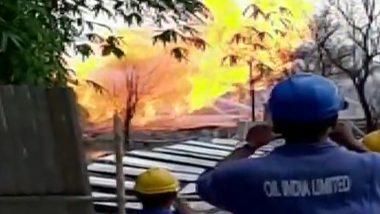 California Wildfire: कैलिफ़ोर्निया की जंगली आग का तांडव, राख तेज़ हवाओं के साथ उड़कर लॉस एंजेल्स तक पहुंची