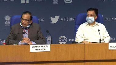 India Coronavirus Updates: देश में 2 वैक्सीन ट्रायल के फेज-1 और फेज-2 में, इसकी सप्लाई पर चर्चा शुरू, नीति आयोग