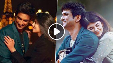 Dil Bechara Official Trailer: सुशांत सिंह राजपूत की आखिरी फिल्म 'दिल बेचारा' का रोमांटिक ट्रेलर हुआ रिलीज, देखें Video