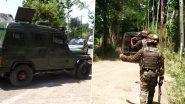 जम्मू-कश्मीर: बारामूला में बीजेपी नेता मेहराज मल्ला का दिन दहाड़े अपहरण, सेना और पुलिस तलाश में जुटी