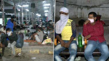 दिल्ली: अनलॉक 2 के बाद राष्ट्रीय राजधानी लौट रहे प्रवासी श्रमिक, बोले- मालिक ने फोन कर बुलाया है