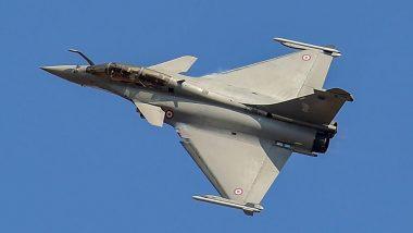अंबाला: भारत पहुंचा पांच राफेल लड़ाकू विमान, भारत की वायु शक्ति में करेंगे इजाफा