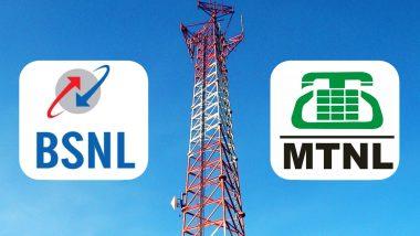 चीन के लिए बुरी खबर, BSNL और MTNL ने रद्द किया अपना 4G टेंडर, 'मेक इन इंडिया' को दी जाएगी तवज्जो