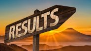 UP B.Ed Round 1 Seat Allotment Result 2020: यूपी बीएड राउंड वन रिजल्ट आज होंगे घोषित, सीट अलॉटमेंट लेटर ऐसे करें डाउनलोड