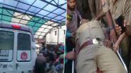 Vikas Dubey Encounter: विकास दुबे एनकाउंटर के दौरान घायल हुए 4 पुलिसकर्मी, इलाज के लिए लाला लाजपत राय अस्पताल में कराया गया भर्ती