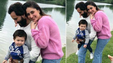 करीना कपूर ने पति सैफ अली खान और बेटेतैमूर अली खान संगपोस्ट कीयादगार फोटो, वेकेशन के दिनों को किया याद