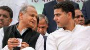 Rajasthan Congress Crisis: कांग्रेस विधायक दल की बैठक में शामिल नहीं होंगे सचिन पायलट, 30 से ज्यादा विधायकों है समर्थन