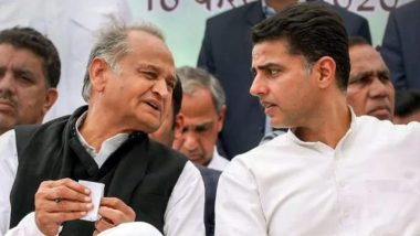 Rajasthan Political Crisis: राजस्थान हाईकोर्ट में सचिन पायलट गुट की याचिका पर सुनवाई पूरी, 24 जुलाई को आएगा फैसला