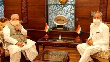 Rajasthan Political Crisis: गहलोत सरकार ने राज्यपाल कलराज मिश्र को 3 शर्तों का भेजा जवाब, 31 जुलाई से सत्र बुलाने की मांग