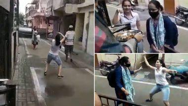 बड़ी बहन ने कोरोना महामारी को दी मात तो छोटी बहन ने घर वापसी पर इस तरह किया स्वागत, देखें शानदार वीडियो