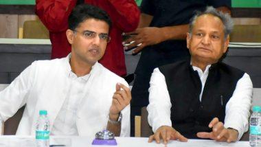Rajasthan Political Crisis: राजस्थान में सियासी संग्राम जारी, कांग्रेस ने सुबह 10 बजे विधायकों की बुलाई बैठक, सचिन पायलट शामिल होंगे या नहीं इसपर टिकीं सबकी निगाहें
