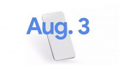 Google Pixel 4a स्मार्टफोन 3 अगस्त को होगा लॉन्च, आधिकारिक तौर पर हुई घोषणा