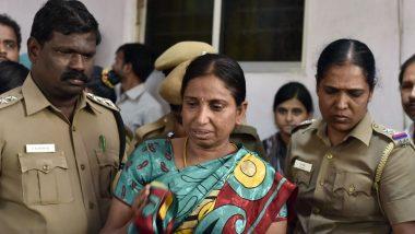 राजीव गांधी हत्या की दोषी नलिनी श्रीहरन ने की जेल में आत्महत्या की कोशिश