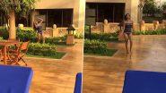 Monalisa Hot Video: भोजपुरी एक्ट्रेस अंतरा बिसवस उर्फ मोनालिसा ने स्विमसूट पहनकर फैंस को किया मदहोश, देखें Instagram Reels वीडियो
