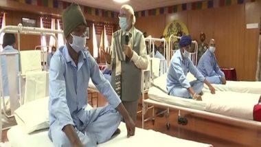 पीएम मोदी ने गलवान घाटी में घायल हुए सैनिकों से लेह के अस्पताल में की मुलाकात, बोले, 'दुनिया के किसी भी ताकत के सामने न कभी झुके हैं न कभी झुकेंगे'