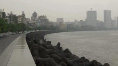 Mumbai Rains: मुंबई में भारी बारिश के बीच हाई टाइड, IMD ने जारी किया येलो अलर्ट