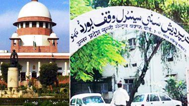 उत्तर प्रदेश: अयोध्या में मस्जिद निर्माण के लिए सुन्नी वक्फ बोर्ड ने की ट्रस्ट की घोषणा
