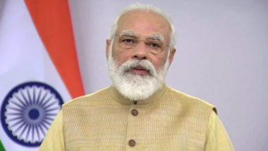 भारत का टैलेंट भारत में रहकर विकास करे, ऐसी नई शिक्षा नीति की कोशिश: PM नरेंद्र मोदी